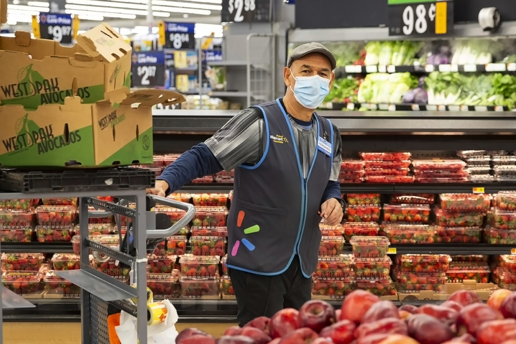 Walmart Pilots 2-Hour Grocery Delivery Service