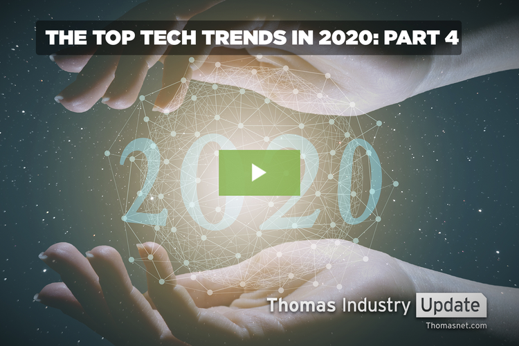 Predicting 2020 Top Trends: 5G Impacts on Automation & AI [Part 4]