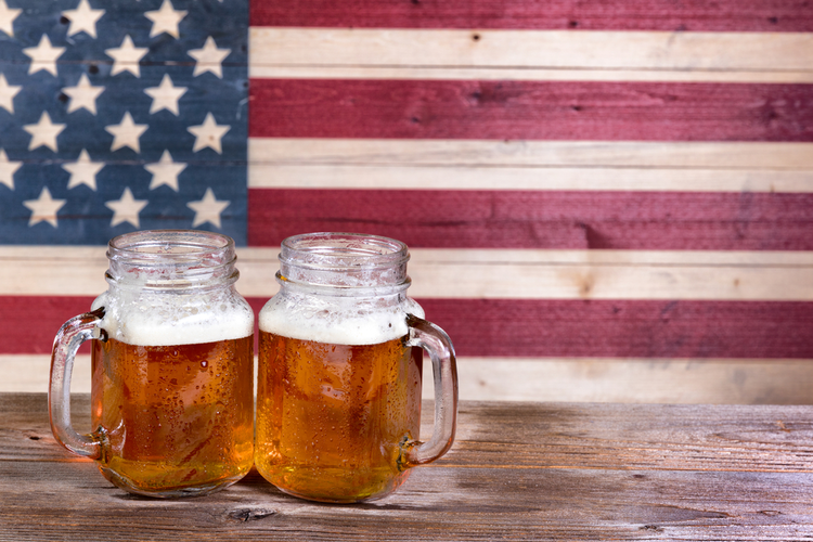 American craft beer for National Beer Day