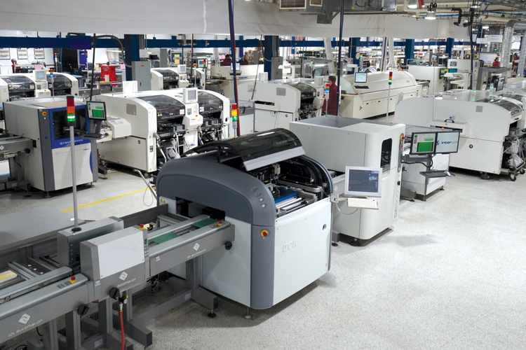 Electronics Manufacturer Acquires New Hampshire Company