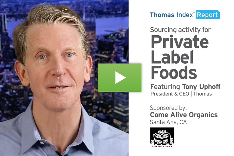 Sourcing Soars for Private Label Foods as Consumer Preferences Shift