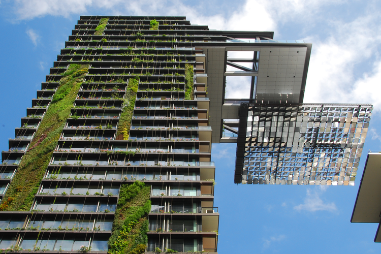 Green Construction Expected to Reach $365 Billion by 2022