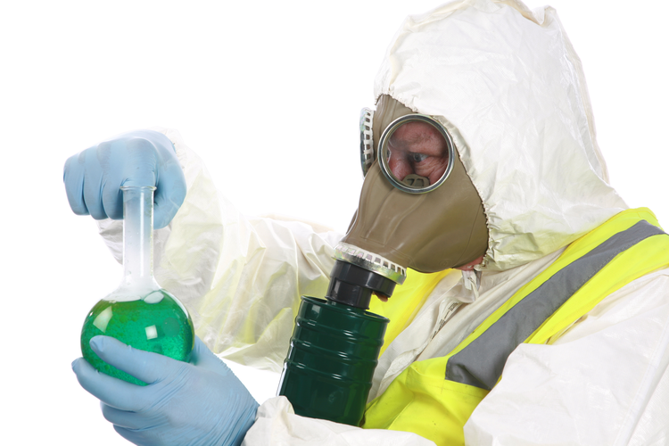 Suiting Up for a Chemical Attack