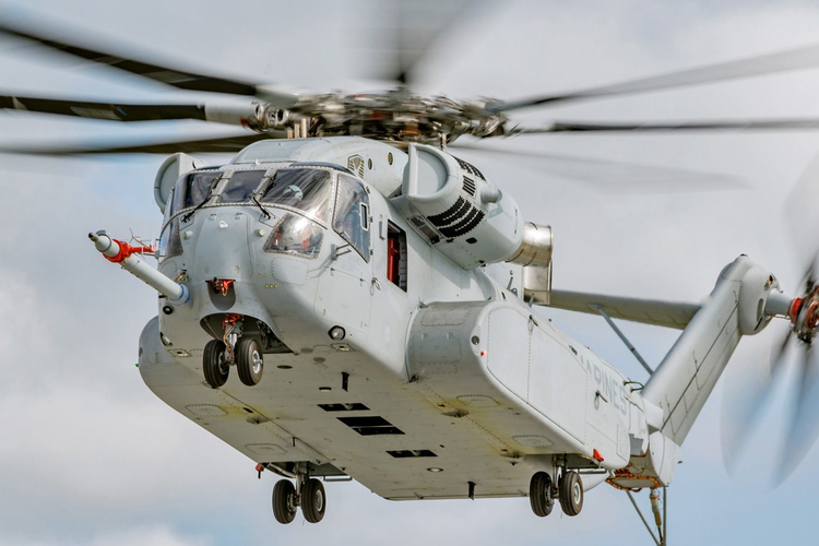 Sikorsky Receives $1.1 Billion Helicopter Contract