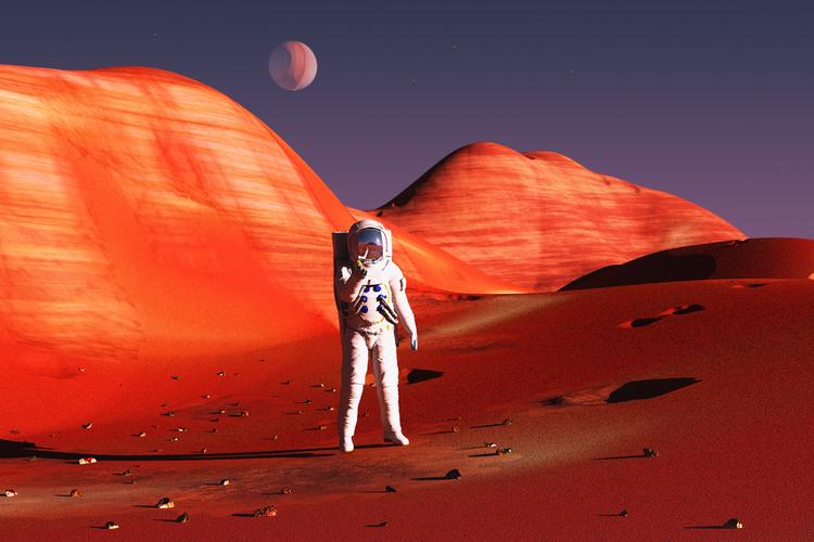 Exploration of Mars