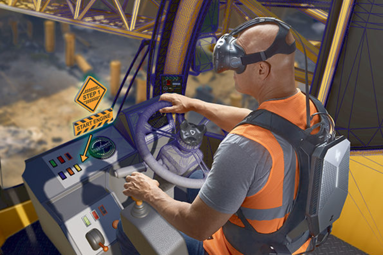 Virtual Reality Revolutionizing Maintenance, Product Development