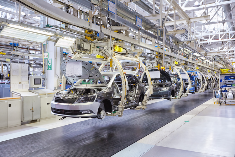 EV Manufacturing Picks Up Following Recent Auto Plant Closures [Report]