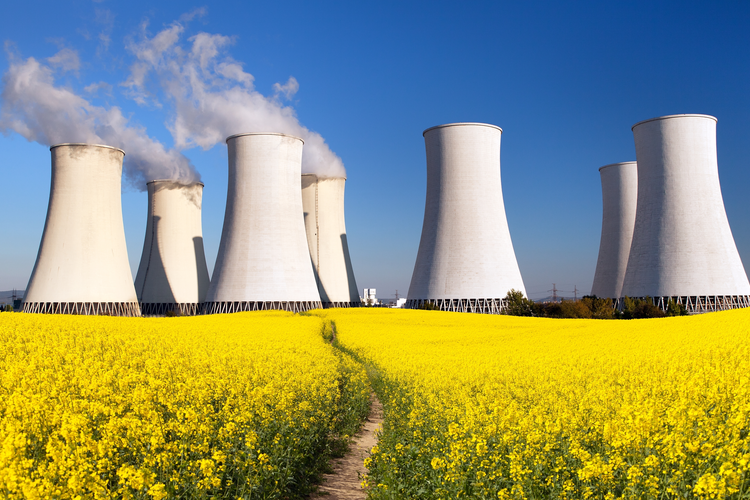 Nuclear Power Growing Despite Facility Closures