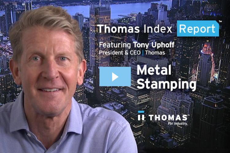 Demand For Metal Stamping Rises Across Industries