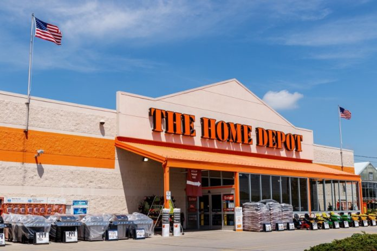 Home Depot Adds New Warehouses as Home Improvement Soars Through the Roof