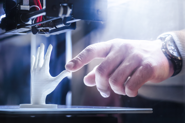 Top 5 3D Printing Trends of 2019