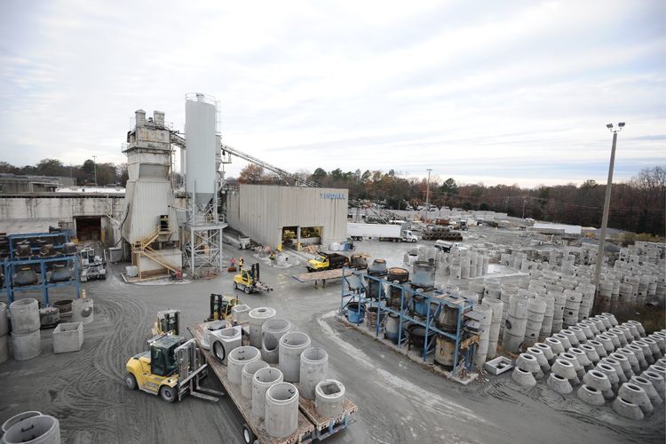 Concrete Manufacturer Invests $28 Million in South Carolina Expansion
