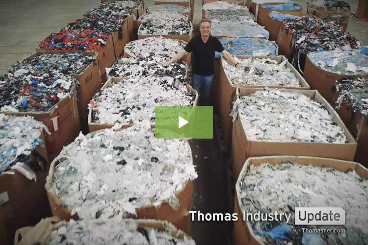 Company Uses Scrap Plastic & Peanut Shells to Build a Better Wood