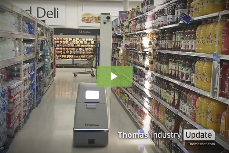 Walmart Robots Are Getting Mixed Reviews