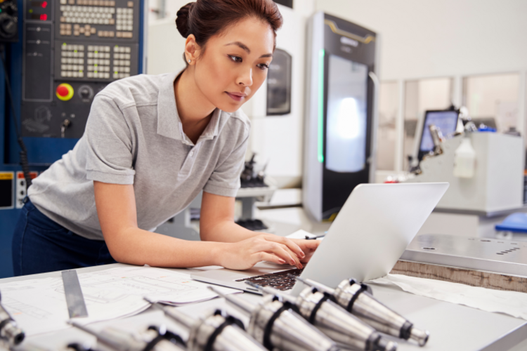 The 9%: Why Are Women So Underrepresented in the Industrial Workforce?