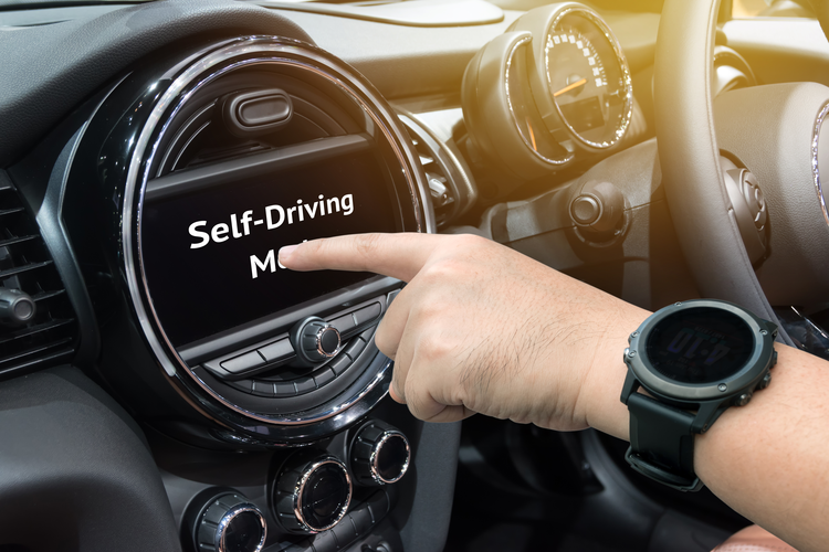 Senate Poised to Approve Self-Driving Car Regs