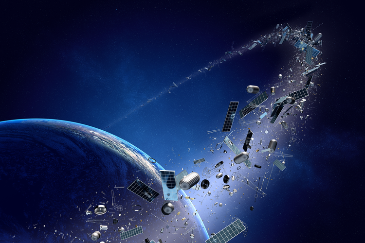 7 Proposals for Dealing with Space Junk