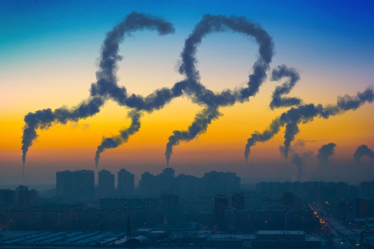 CO2 Emissions on the Rise in the U.S.