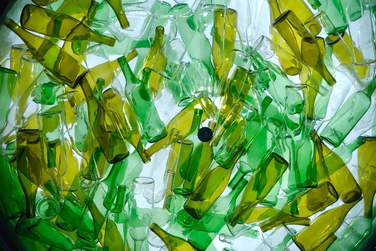 Reducing Waste Through Glass Manufacturing & Packaging
