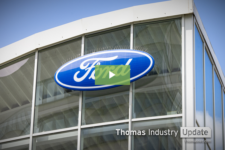 Ford Plans to Invest $1.45 Billion in Detroit Production
