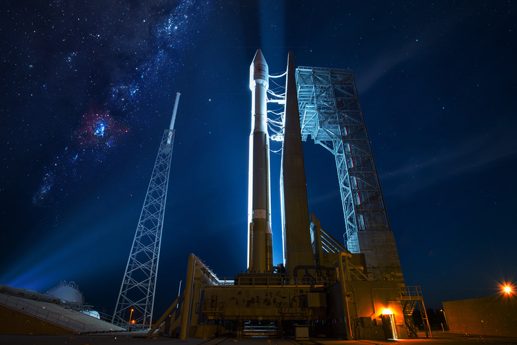 Air Force Awards $738M in Commercial Launch Contracts