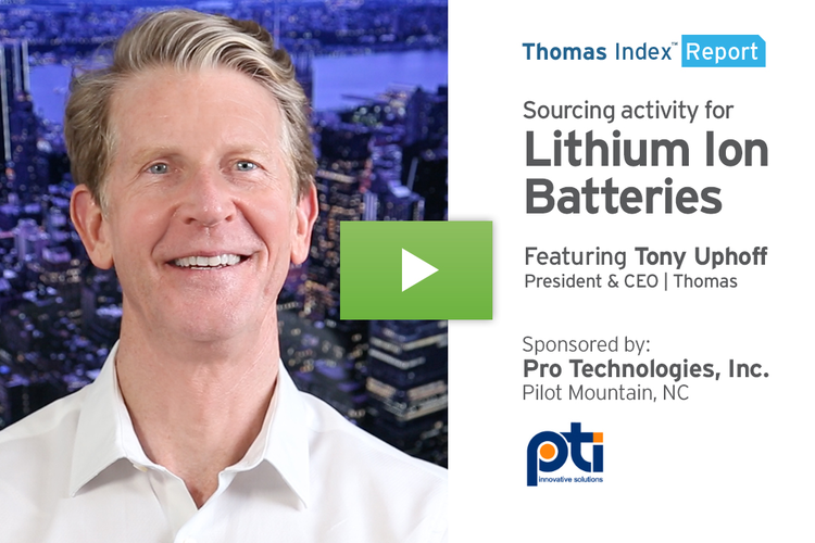 Lithium Ion Battery Demand Continues to Soar, Dominating Market