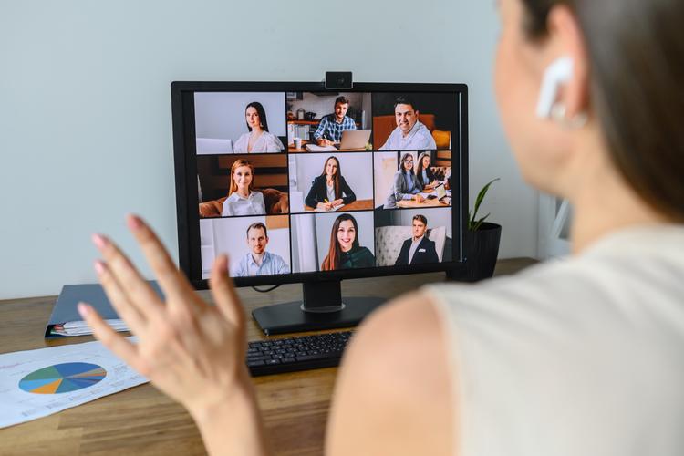 5 Ways to Shine When Virtual Networking