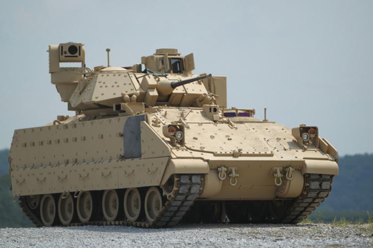 Bradley Fighting Vehicle