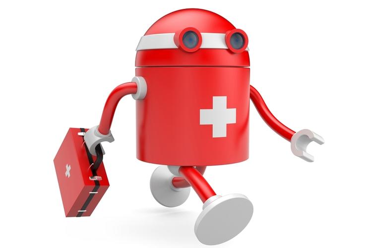 Miniature Robots Strengthen Internal Organs