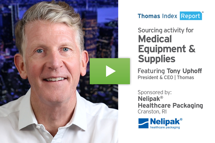 Medical Equipment Sourcing Spikes as Healthcare Industry Booms
