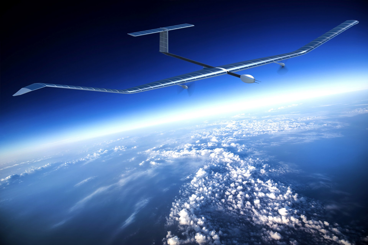 Zephyr S Drone