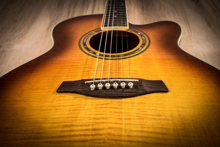 Fender's New Acoustic Guitars to Be Made in the U.S.