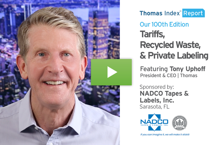 Top 3 Thomas Index Report Sourcing Trends [100th Episode Special Edition]