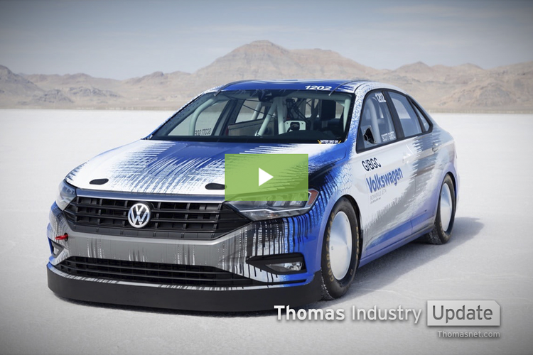 Land Speed Record in a Jetta