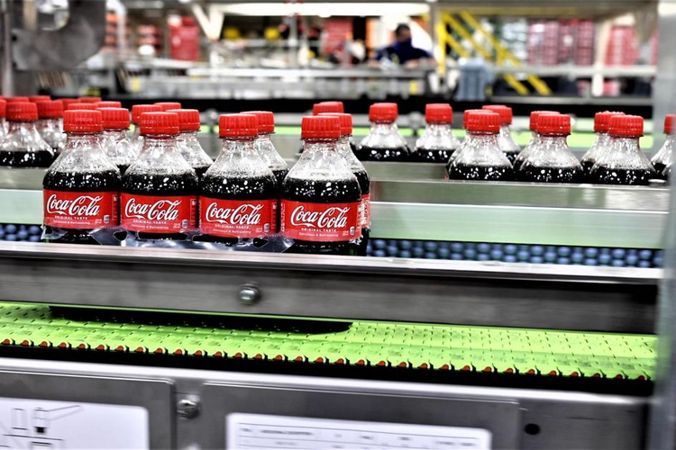Coca-Cola Increases Production Efficiency with Completed $23 Million Bottling Plant Expansion