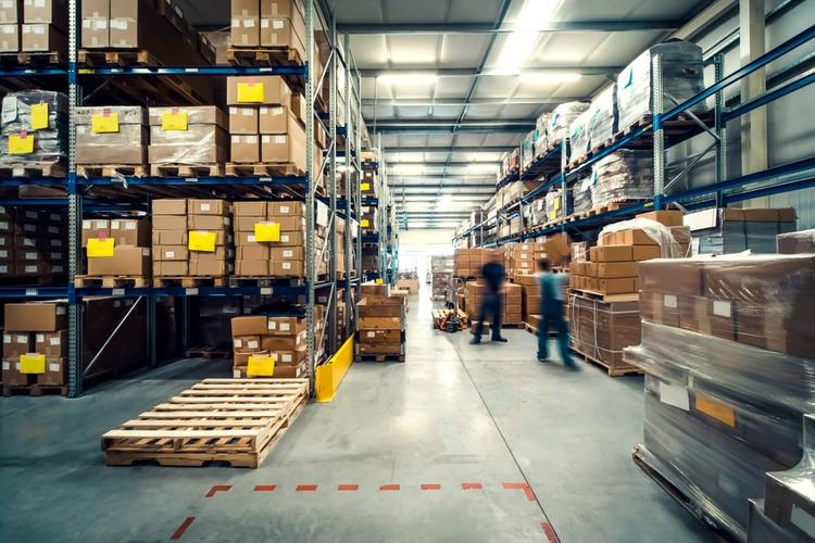 Warehousing Demand Ramps Up Amid Shipping Surge