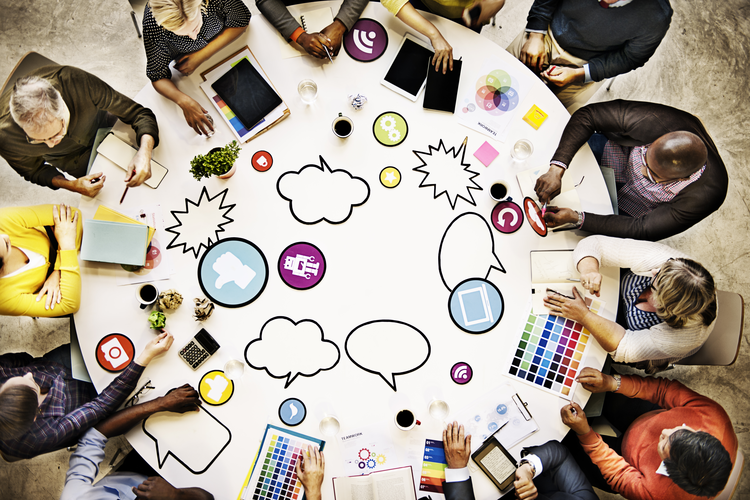Shifts in Communications and the Workplace