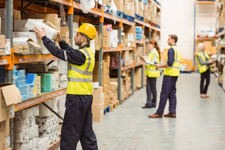 Rising Demand for Warehouse Workers