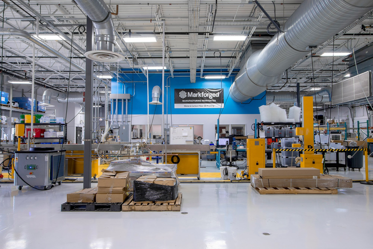 After 81% Production Increase, 3D Printing Manufacturer Expands Massachusetts Facility