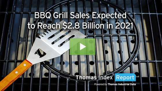 Amid Record-setting BBQ Grill Sales, Manufacturers Race to Meet Consumer Demand