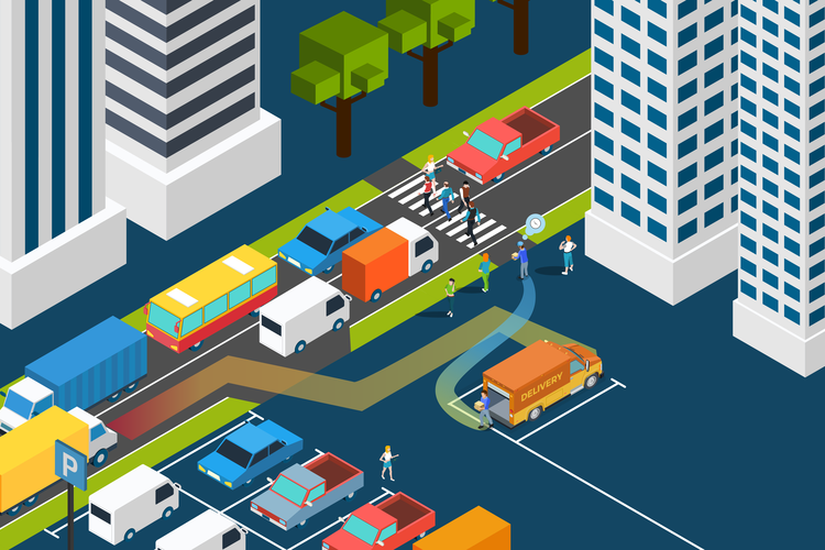 Worsening Supply Chain Congestion in Cities Driving New Logistics Solutions