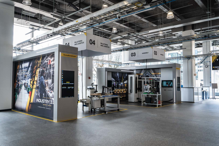 Stanley Black & Decker Opens Advanced Manufacturing Facility