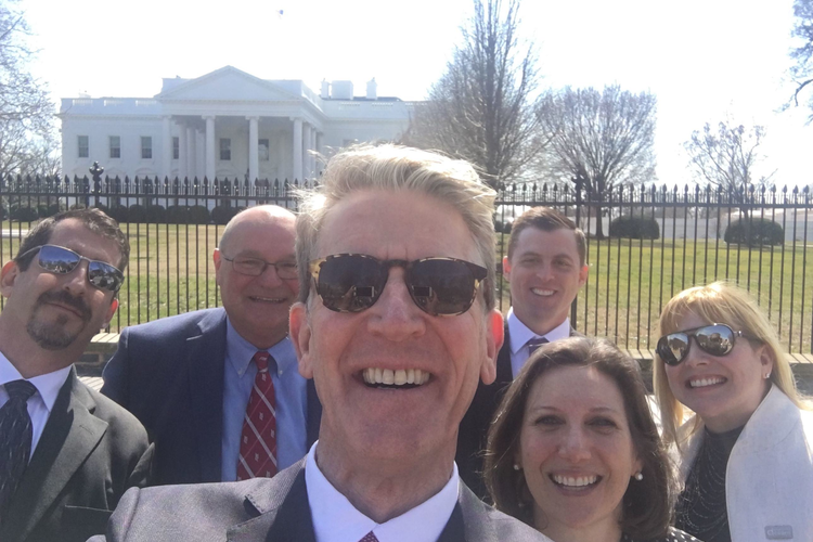 Tony Uphoff, Thomas President & CEO, Leads Manufacturing Roundtable at the White House