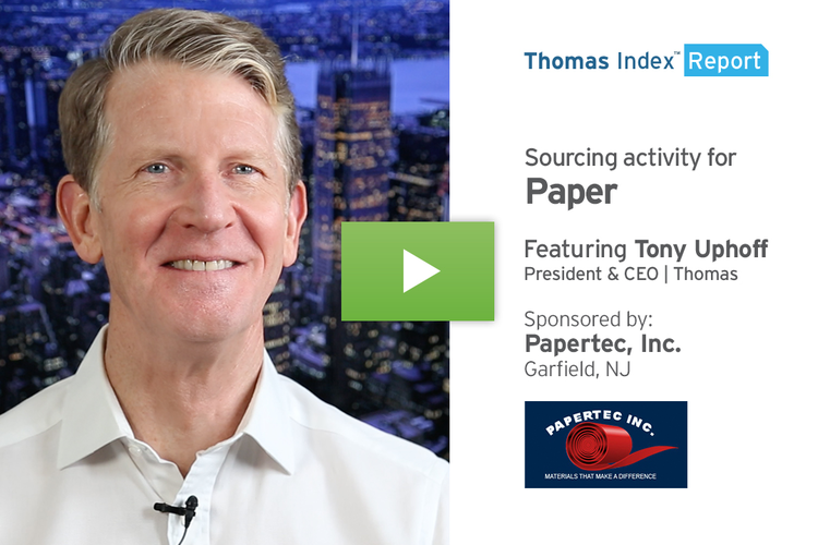 Paper Sourcing on the Rise as Security Paper Sees Steady Growth