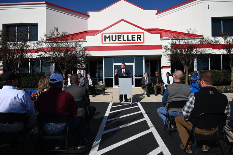 Water Equipment Manufacturer Announces $41 Million Expansion in Tennessee