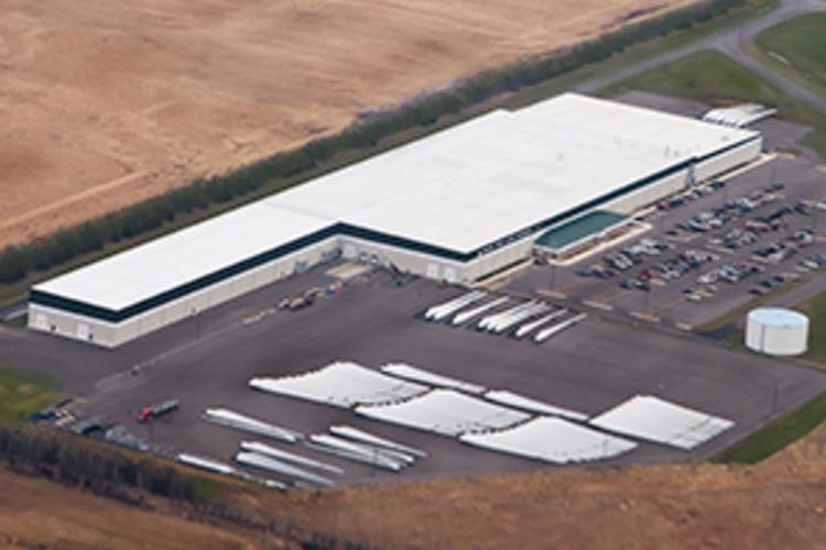 Molded Fiber Glass's South Dakota Plant.