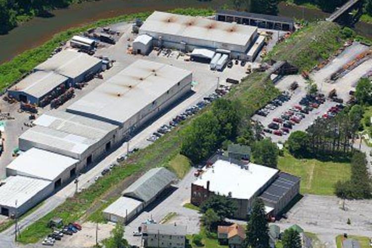 Miller Fabrication PA Facility.