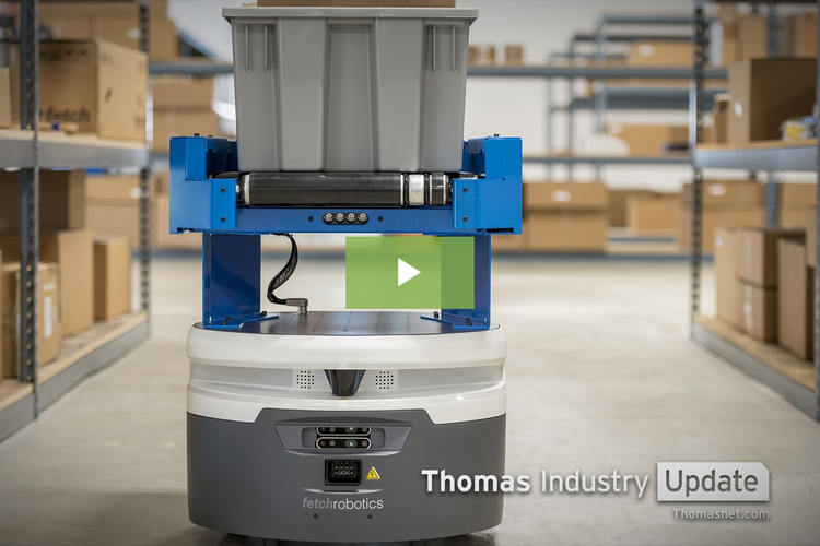 Automate Your Warehouse in Hours