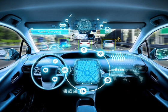 Autonomous vehicle interior concept design