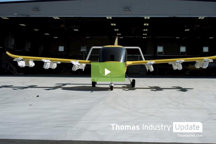 NASA Air Taxi Partnership Takes Autonomous Flight Sky-high